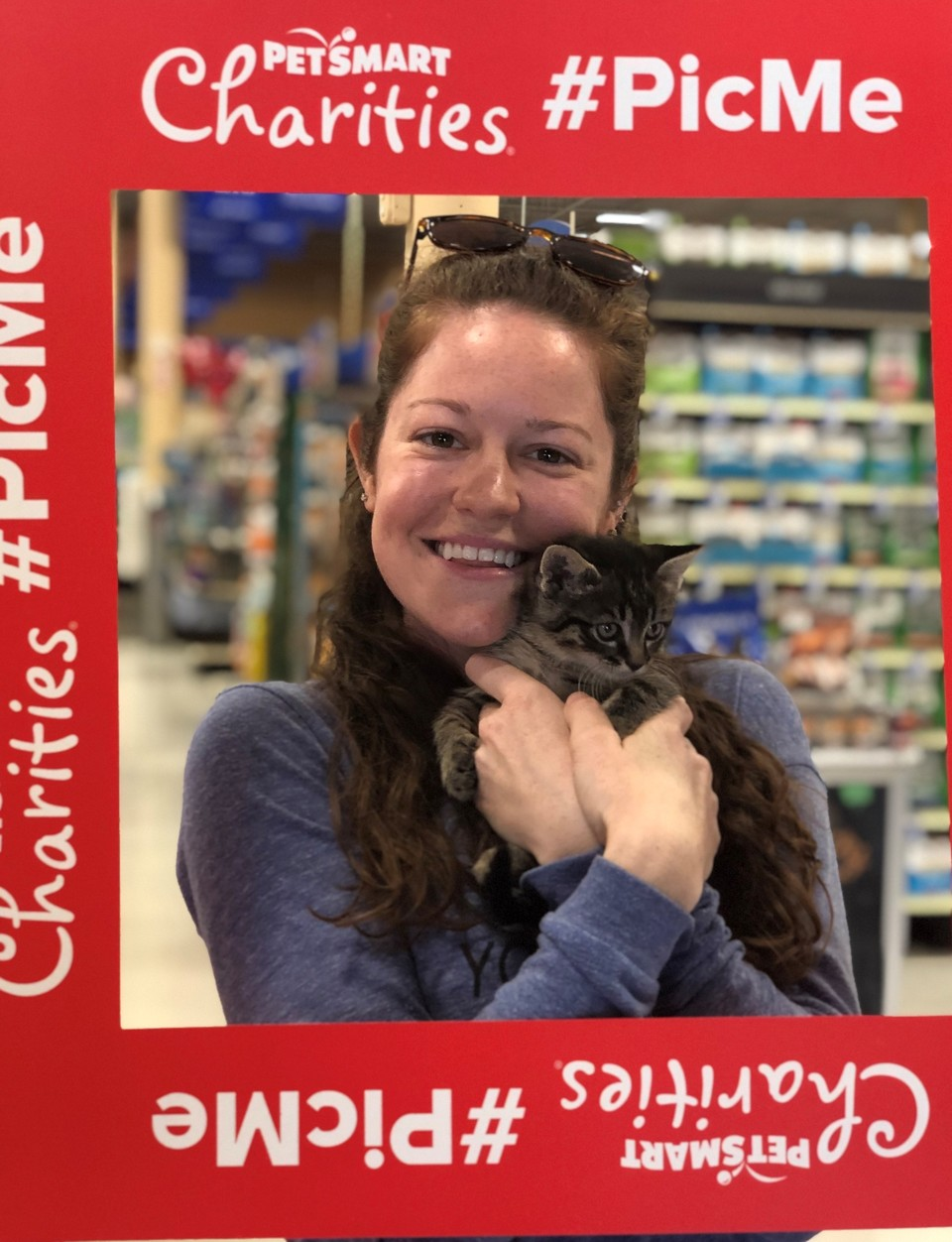 Find A Furry Companion During PetSmart Charities® National Adoption Weekend at PetSmart ISB Store with Animals from Halifax Humane Society